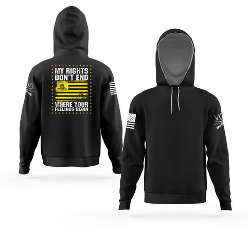 Your Rights - Men's Hoodie (Pre-sale)