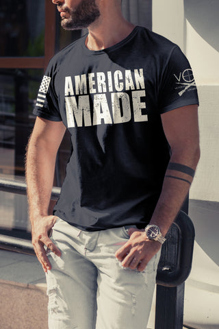 American Made - Mens T-Shirt