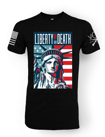 Liberty or Death 2 - Mens T-Shirt (Pre-sale)