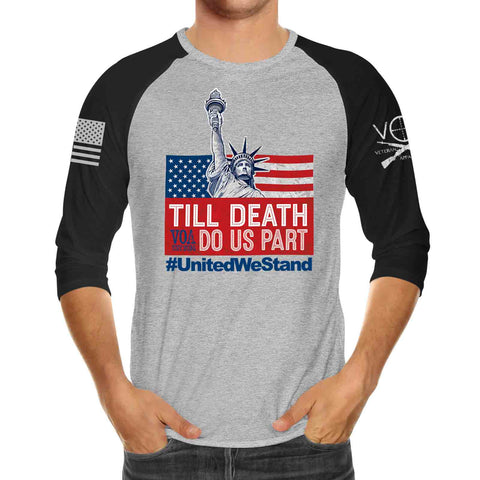 Liberty or Death - Mens Raglan (Pre-sale)