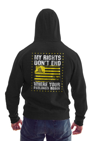 Your Rights - Men's Hoodie