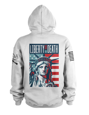Liberty or Death 2 - Men's Hoodie (Pre-sale)