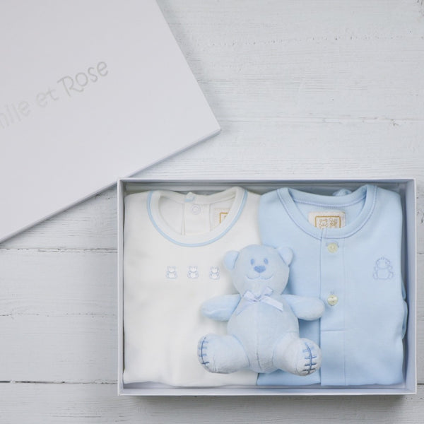 Emile Et Rose Boys Truman Gift Set