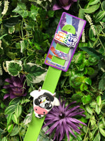 Wacky Watch - Green Cow