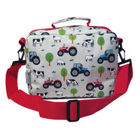 Playzeez Lunch Bag | Red Tractor