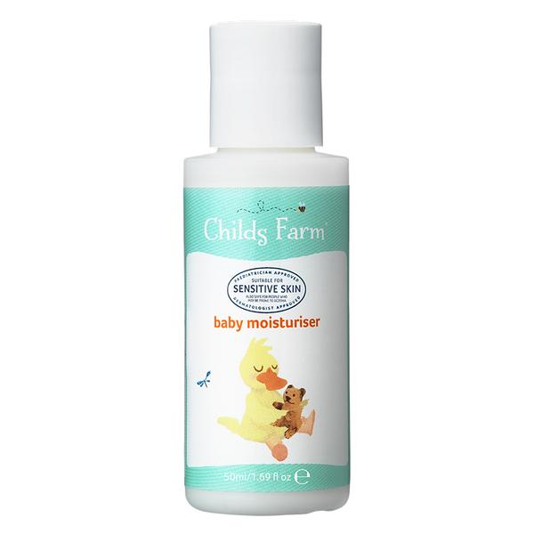 Childs Farm Baby Moisturiser for Sensitive & Eczema Prone Skin 50ml