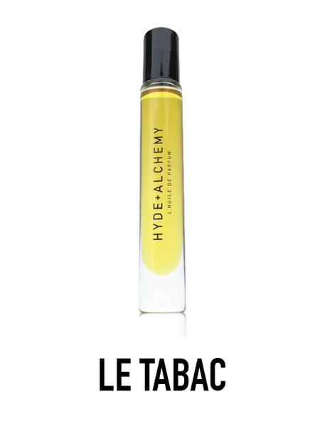 Letabac is a handmade, natural ingredient perfume