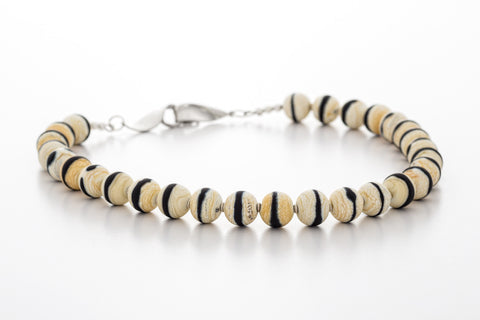 Necklace - Ebony And Ivory