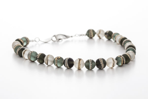Necklace - Kingston Limestone Greys