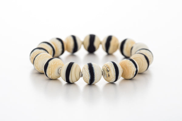 Bracelet - Ebony And Ivory