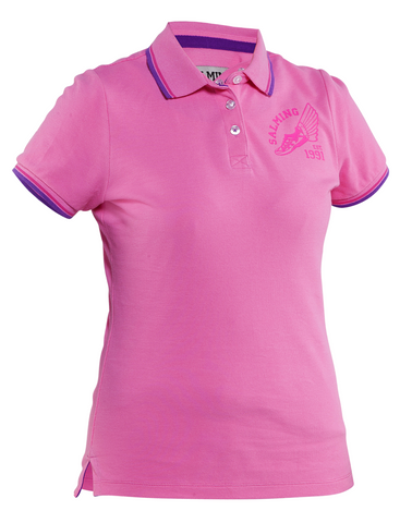 Titan Pink Ivy Polo Women - Titan Plus