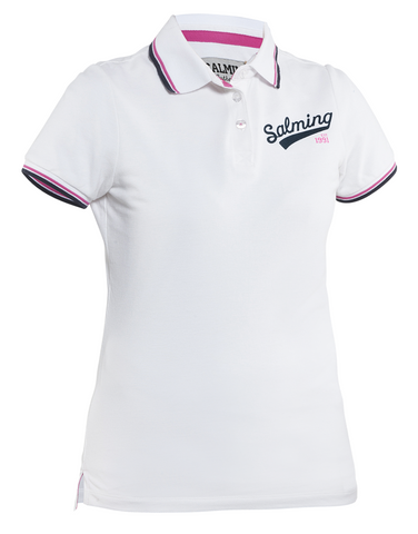 Titan White Ivy Polo Women - Titan Plus