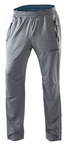 Run Pant Men- Dark Grey Melange - Titan Plus
