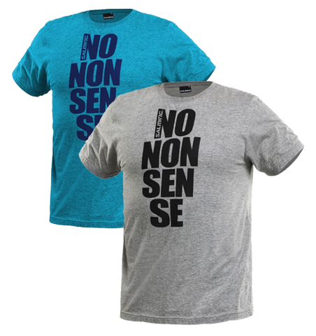No Nonsense Tee JR - Titan Plus