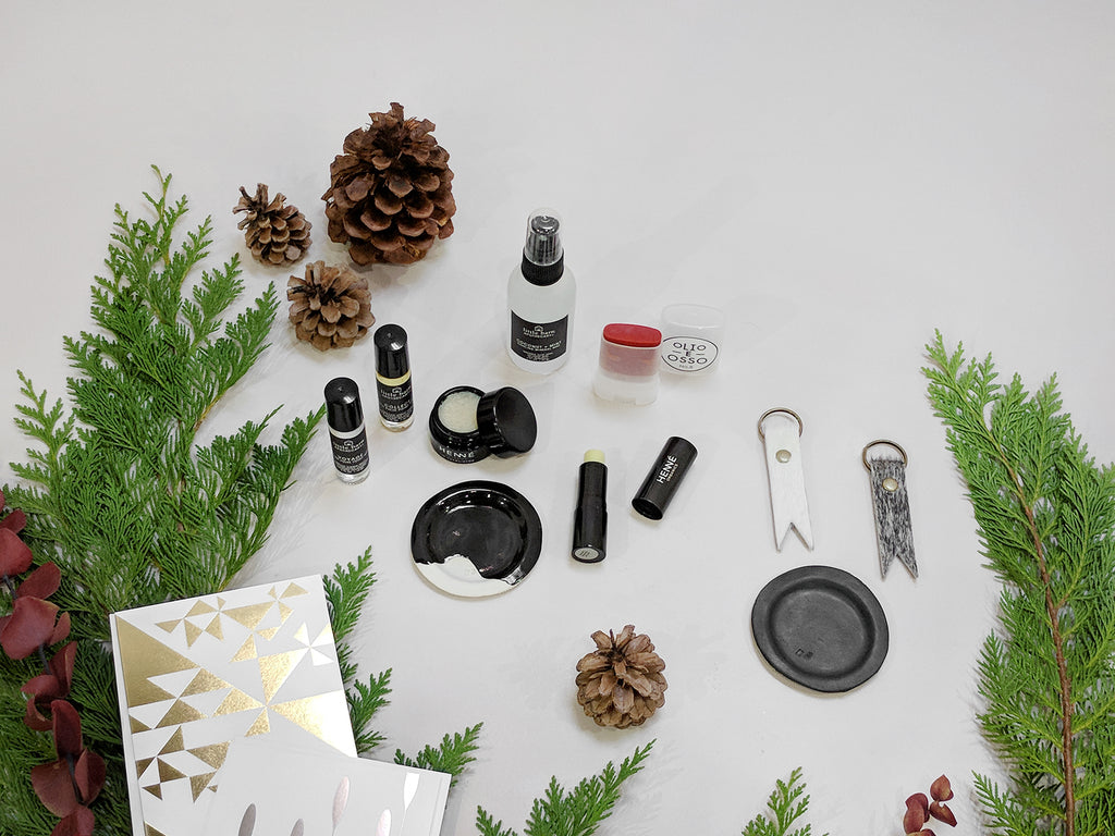 2017 Sustainable + Ethical Gift Guide: stocking stuffers