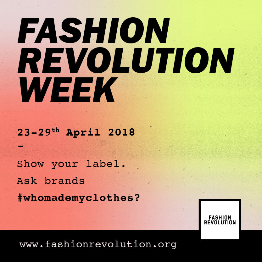 fashion revolution week