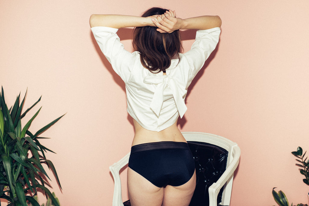 THINX x Hazel & Rose |  photo by Athena Pelton