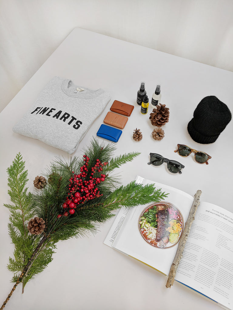 2017 sustainable and ethical gift guide him
