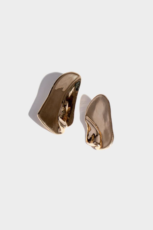 OVERLAY STUDS | HIGH POLISH BRASS