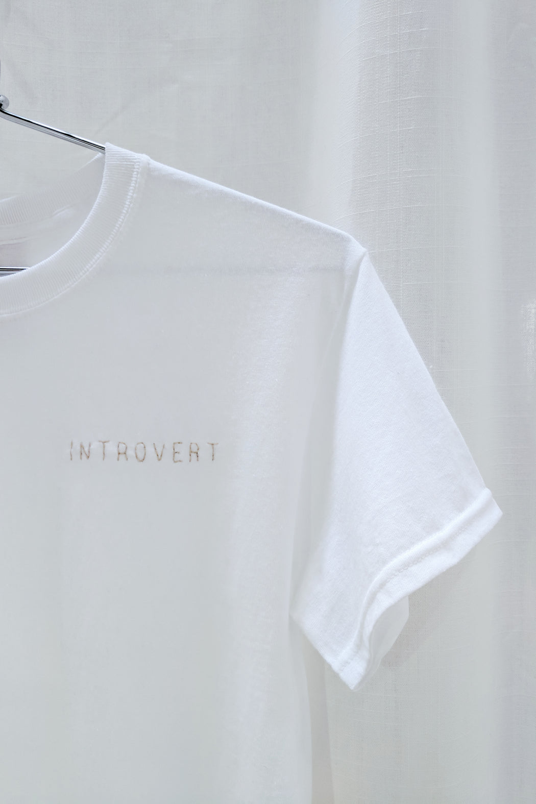 Introvert Tee | Hazel & Rose