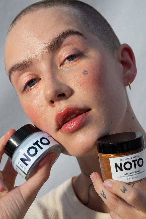 Noto Botanics | Reveal | Afterglow Holiday Kit | Hazel & Rose | Minneapolis | Organic Skin Care