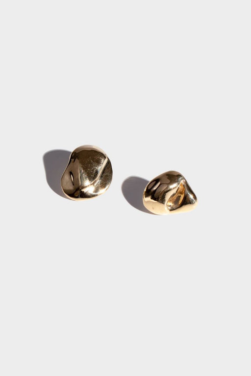 MOLTEN STUDS | HIGH POLISH BRASS