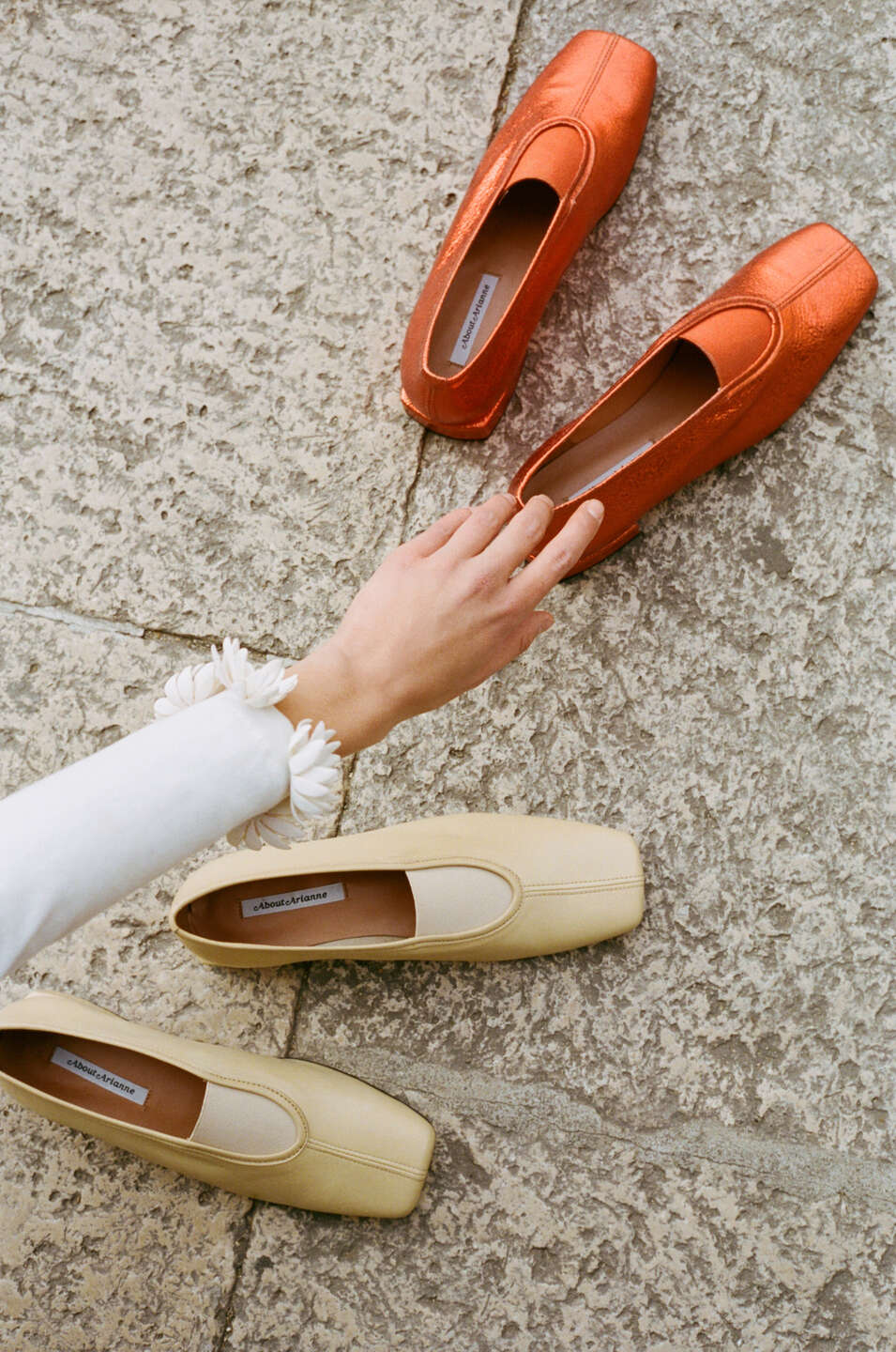 GILLIAN LOAFER | GINGER