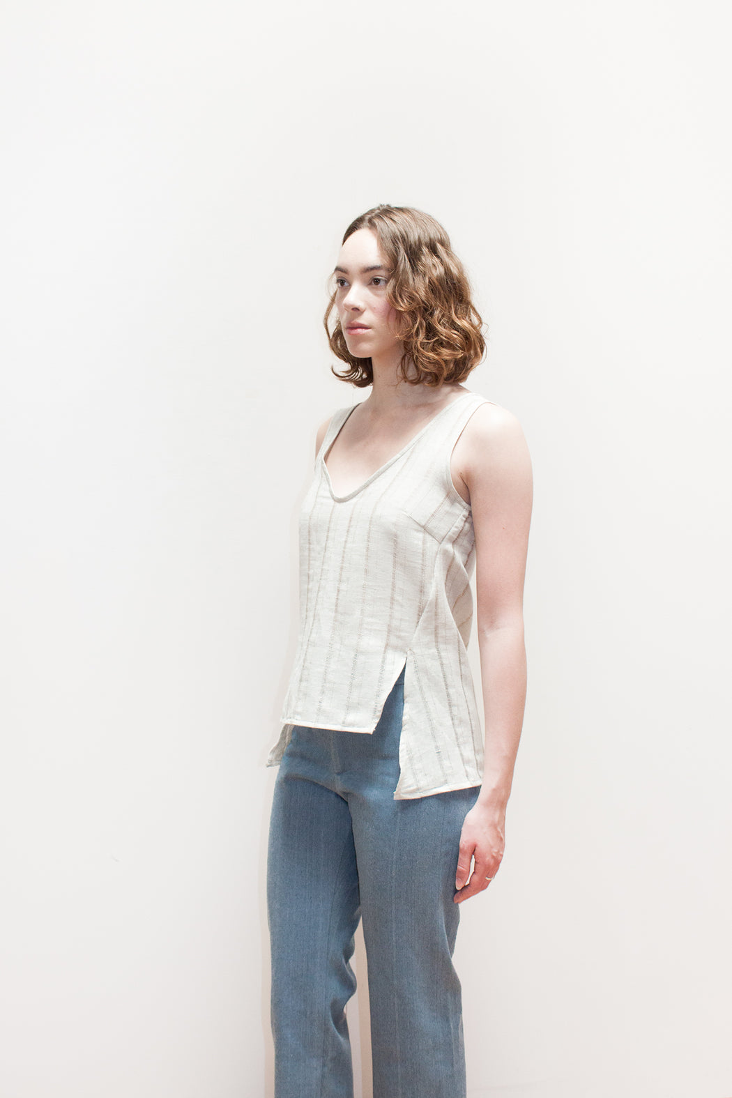 Vincetta Ethical Fashion | Roan Tank | Hazel & Rose