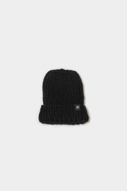 Nickichicki | Classic Beanie | Black | Hazel & Rose | Minneapolis