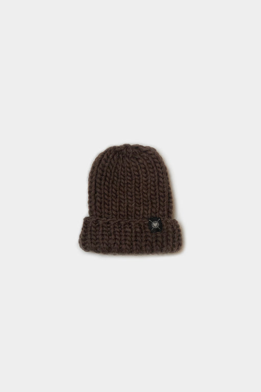 Nickichicki | Classic Beanie | Mocha | Hazel & Rose | Minneapolis