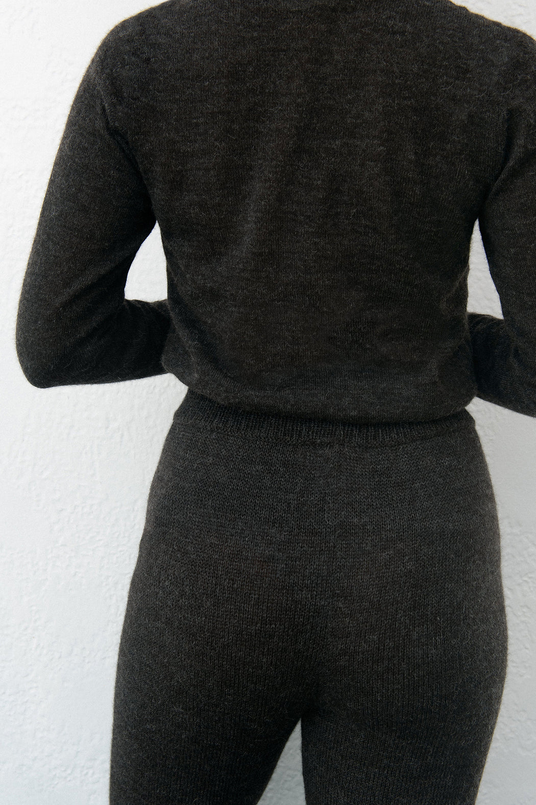 Wol Hide | LAYERING TURTLENECK | CHARCOAL | Hazel & Rose | Minneapolis