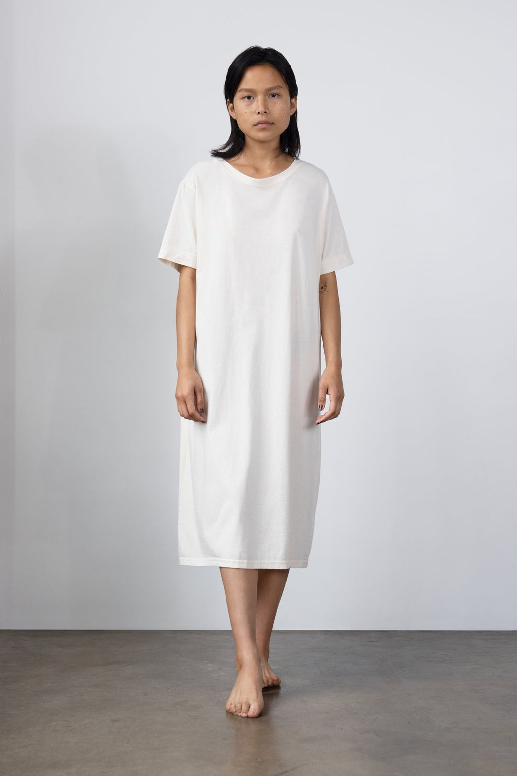 Wol Hide | Easy Dress | Natural | Hazel & Rose | Minneapolis