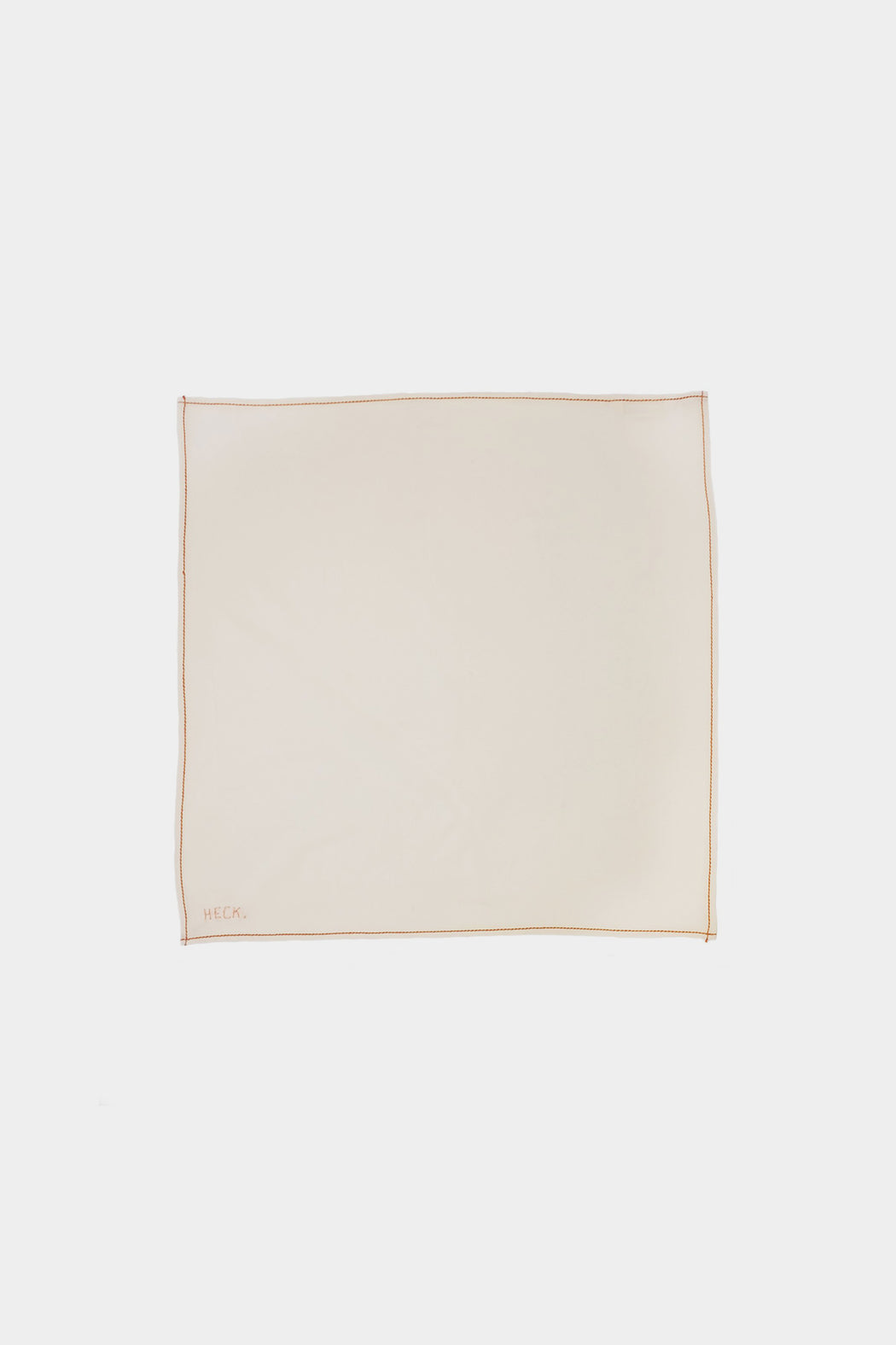 Heck Scarf | Cream Silk