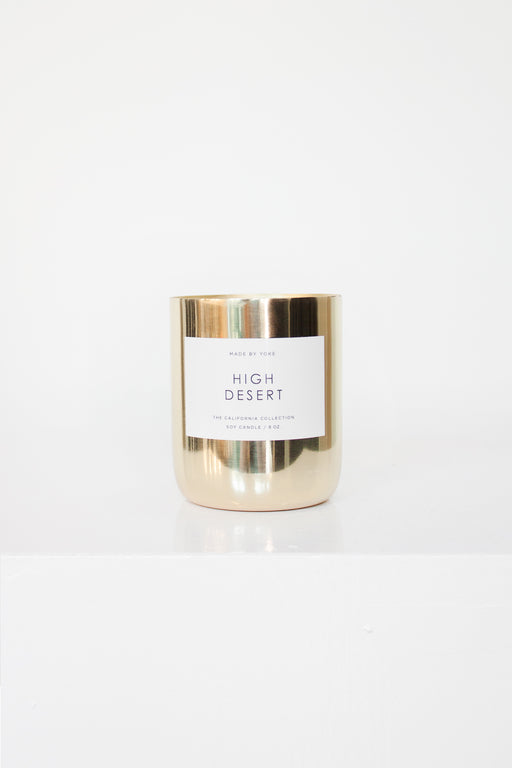 High Desert Candle