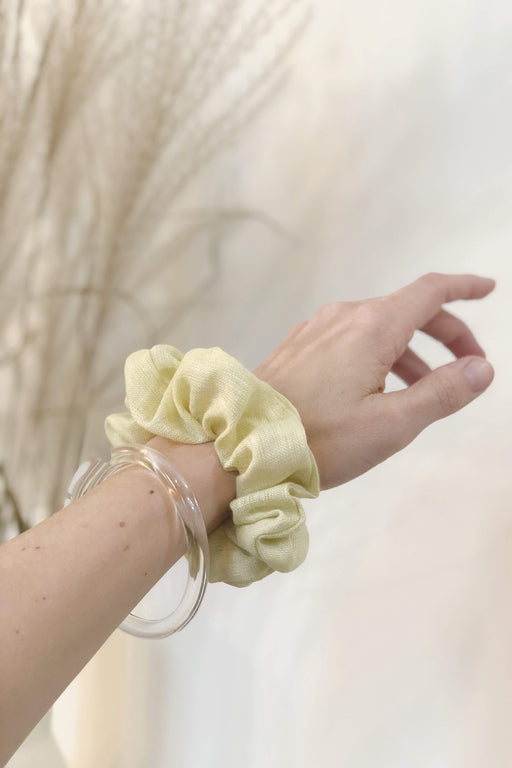 Hackwith Design House | Earth Day Clara Scrunchie | Hazel & Rose