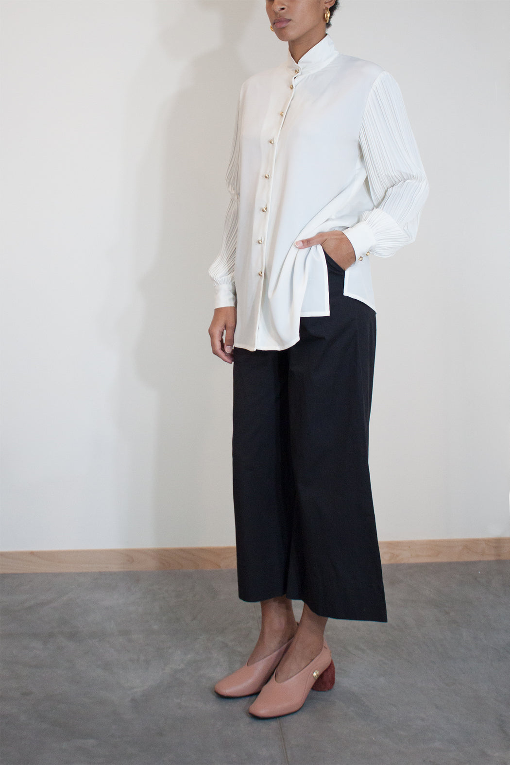 Wray Fair Trade Fashion | Eli Pant Black | Hazel & Rose