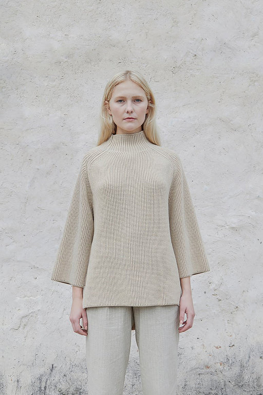 YATES SWEATER | SAND