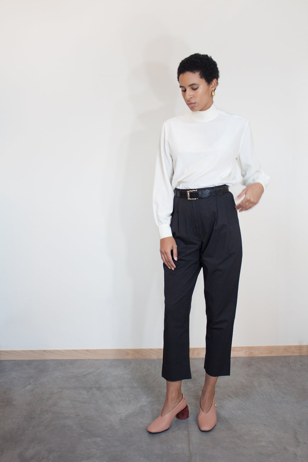 Wray Fair Trade Fashion | Fielding Pant Black | Hazel & Rose