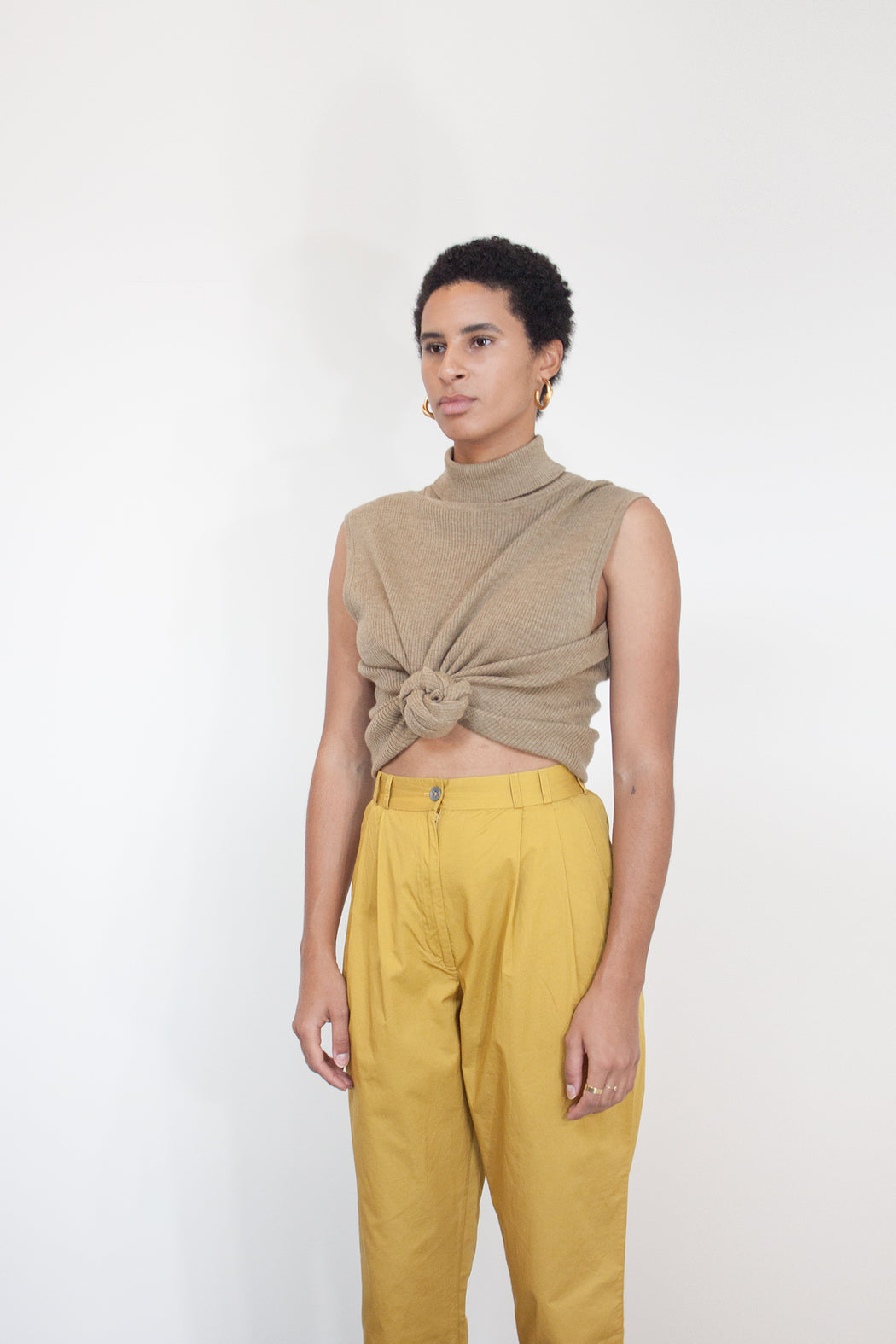 Wray Fair Trade Fashion | Fielding Pant Tamarack | Hazel & Rose