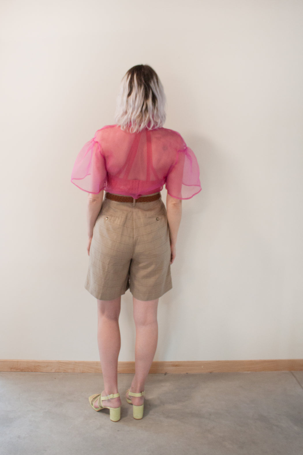 Jane Blouse | Raspberry