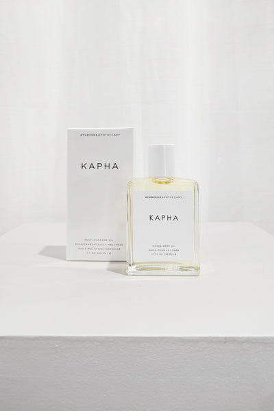 Yoke Ayurveda Apothecary | Kapha Dosha Multi-Purpose Oil | Hazel & Rose