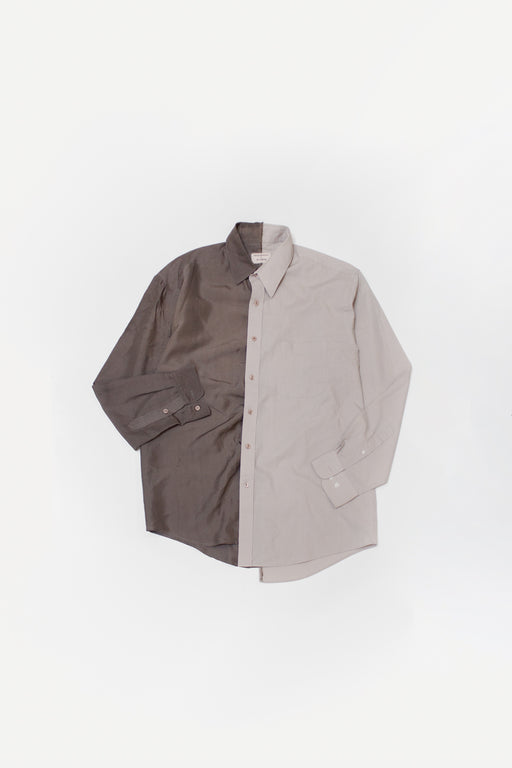 Re-Worked 2-Tone Button-Up | No. 01