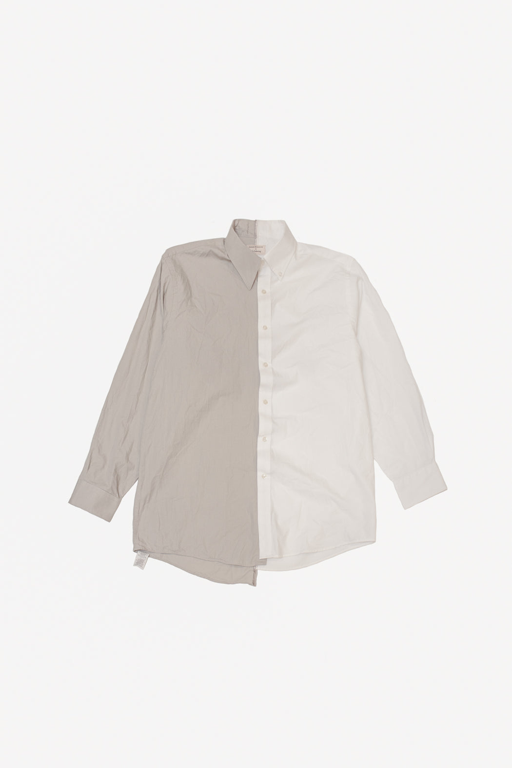 Re-Worked 2-Tone Button-Up | No. 04