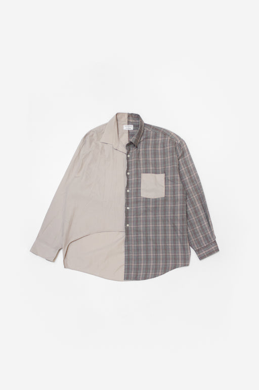 Re-Worked 2-Tone Button-Up | No. 08