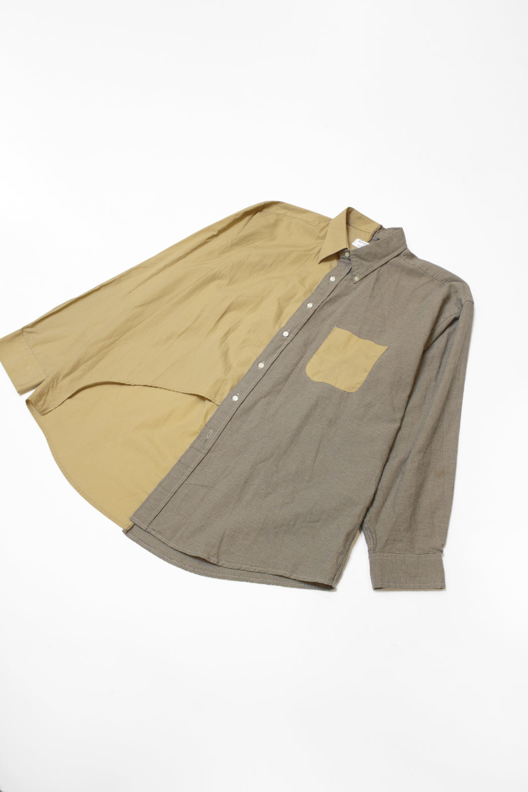 Re-Worked 2-Tone Button-Up | No. 10