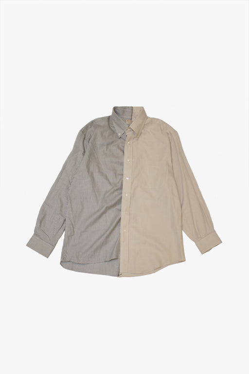 Re-Worked 2-Tone Button-Up | No. 11