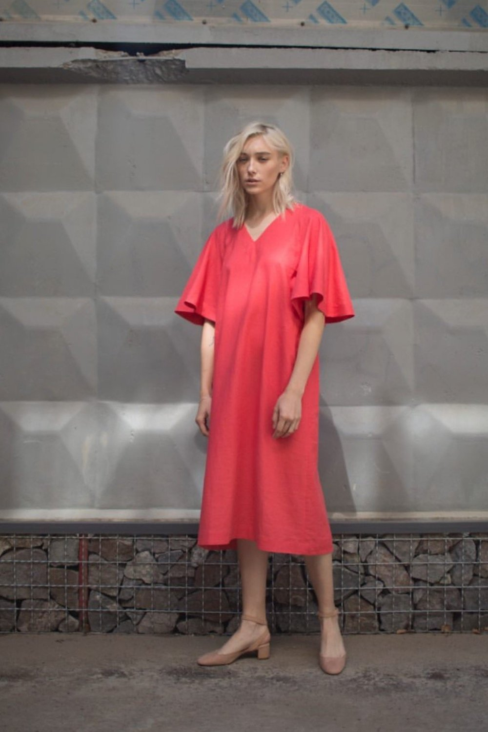 Lera Pivovarova Ethical Fashion | Gaia Dress | Hazel & Rose