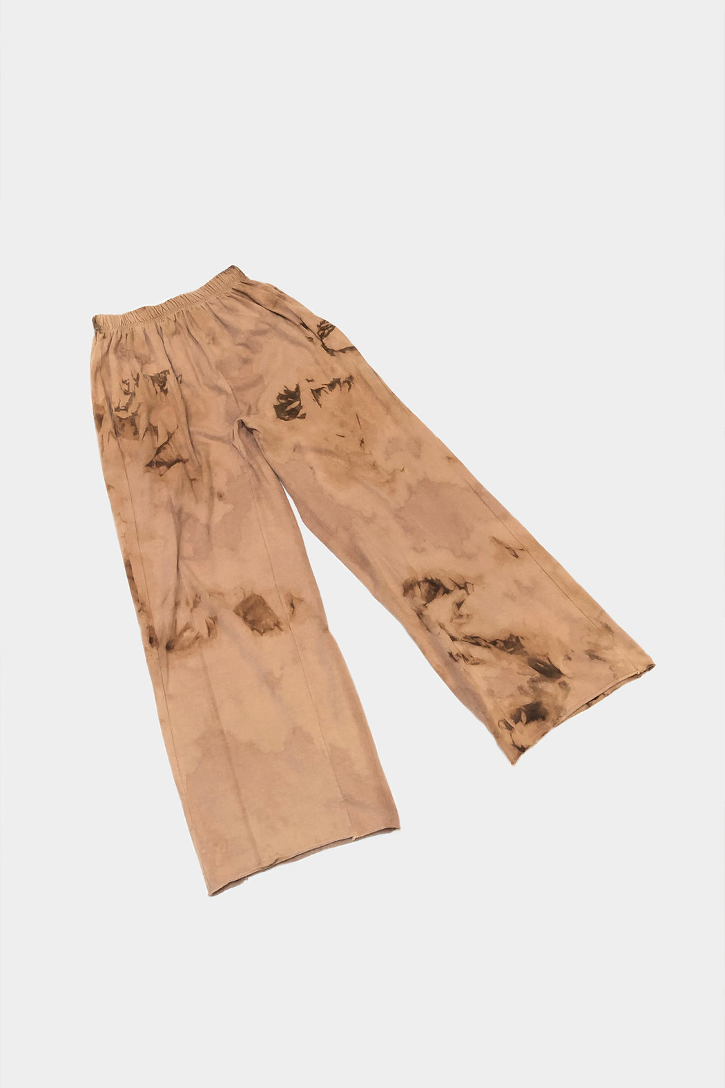 EASY PANT | DYED RAW SIENNA