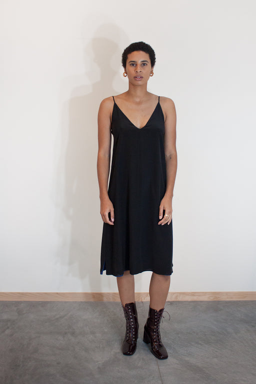 Megan Huntz Slow Fashion | Jules Reversible Slip Dress | Hazel & Rose