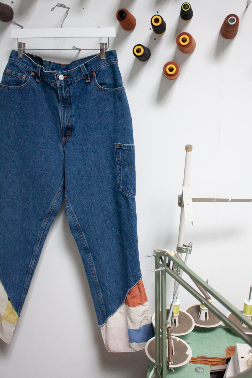 The Allison | Reworked Vintage Denim
